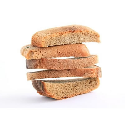 Staling, or starch retrogradation, is the decrease in the palatability of baked goods that does not include microbial contamination.