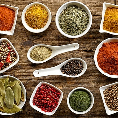Spice as a natural source of food additive for natural flavors.